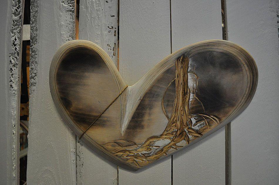 Kuvioitu sydän 4