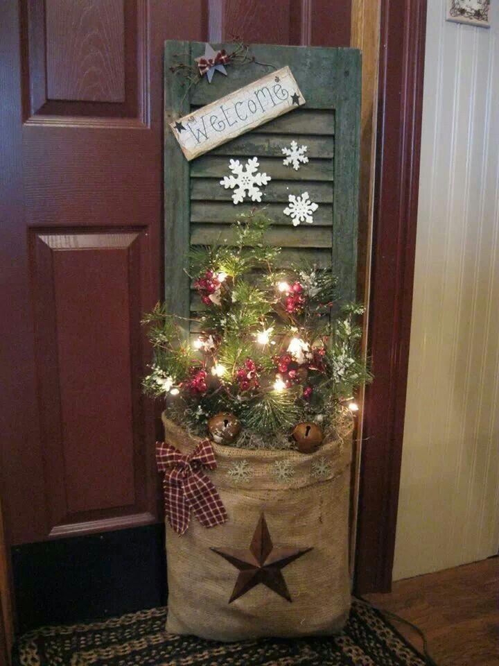 Seasonal Christmas decoration - no instructions so I will have to