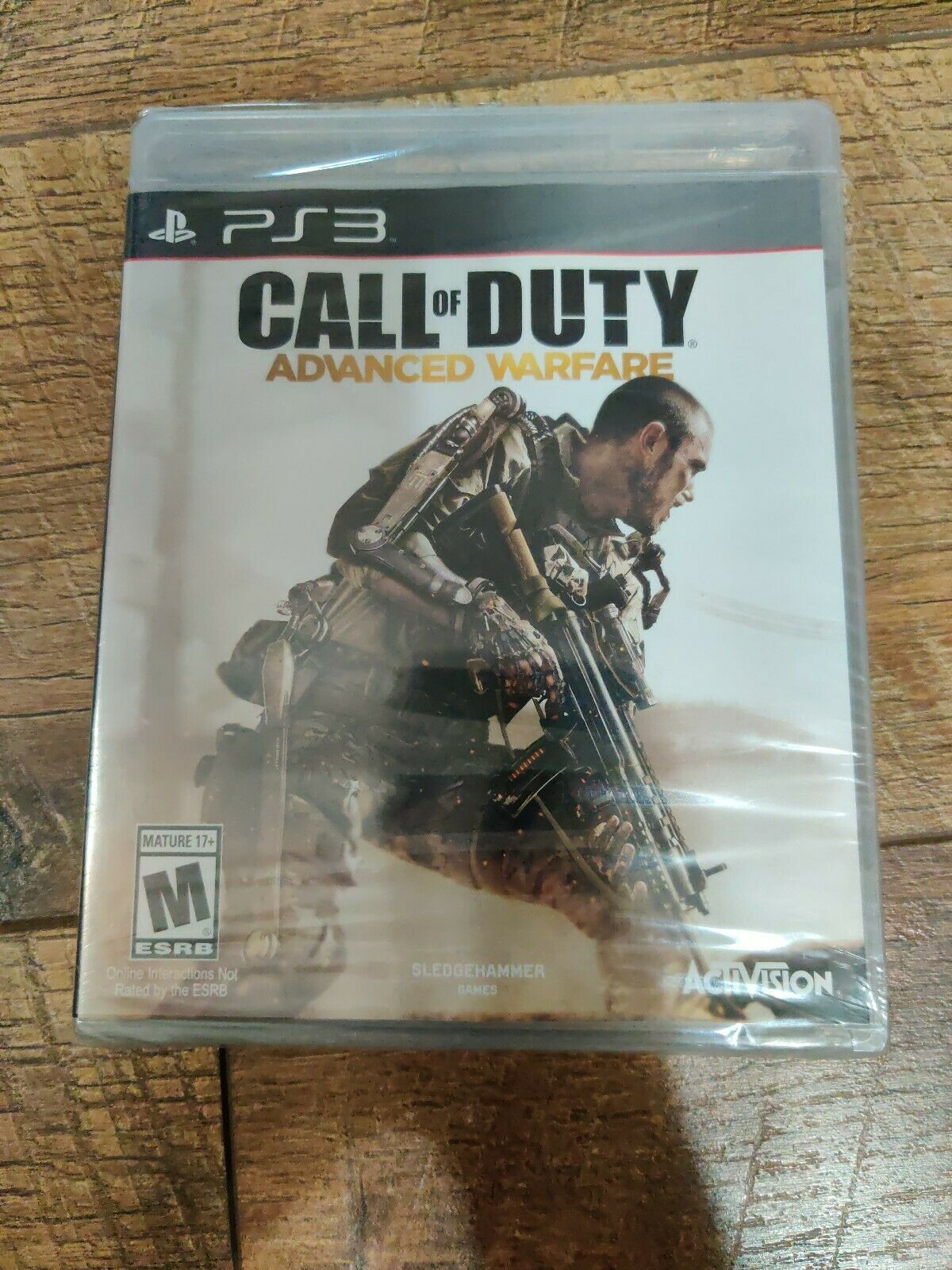 Call Of Duty Advanced Warfare Playstation Ps3 Game New Sealed Ideas Of Call Of Duty Callofduty In 2020 Advanced Warfare Call Of Duty