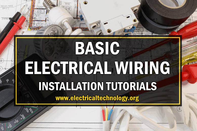 Electrical Wiring Installation Diagrams & Tutorials - Home ...