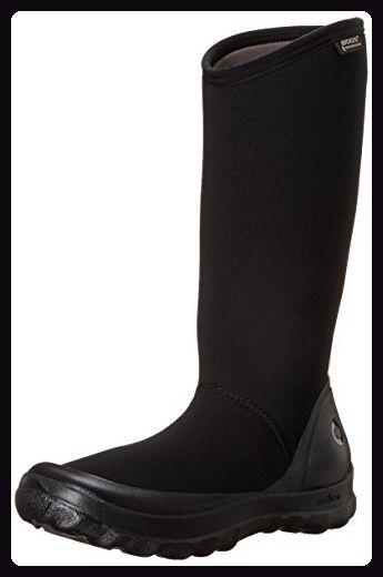 Gummistiefel Bogs Kettering Women Schwarz-Schuhgröße 41 - Stiefel für  frauen (*Partner-