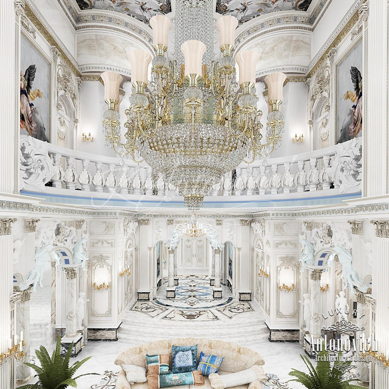 Private Palace Interior Design: Luxury Homes, Luxury Home Decor, Luxury