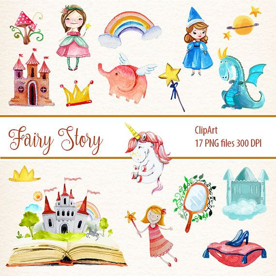 13+ Fairy story clipart info