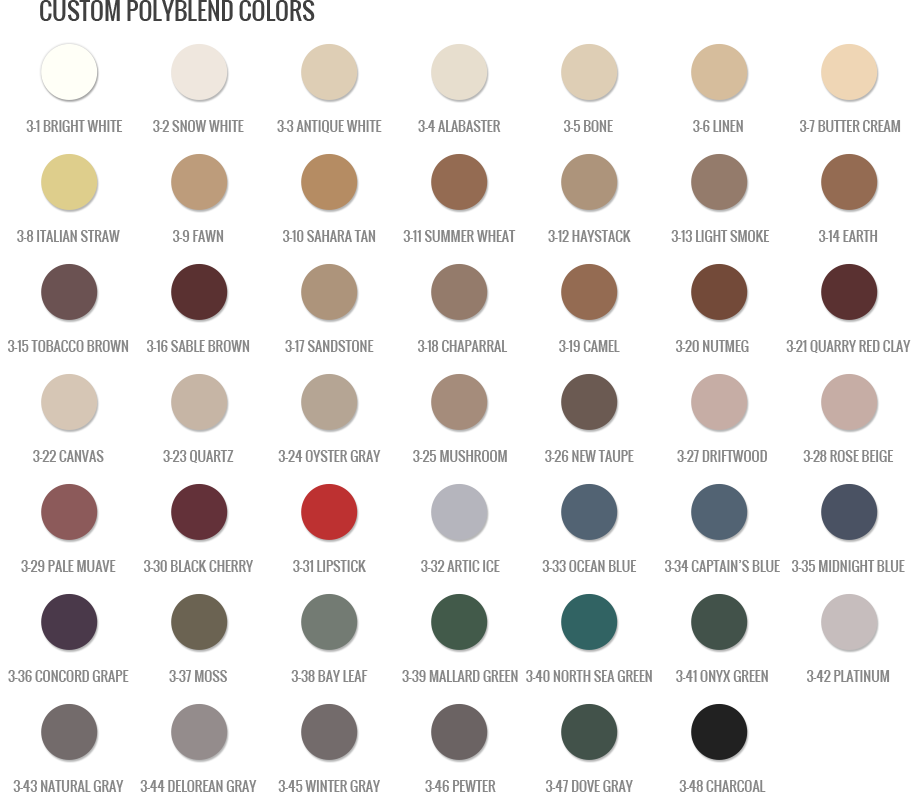 Polyblend Grout Renew Color Chart Google Search New