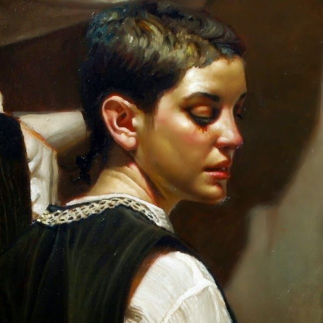 Diego Dayer, 1978 ~ Figurative painter | Tutt'Art@ | Pittura * Scultura * Poesia * Musica |