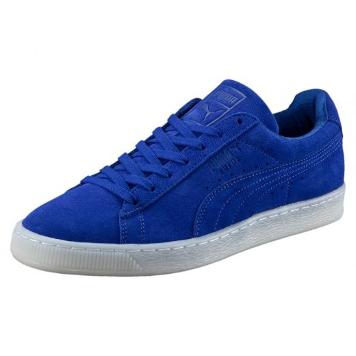 Puma Suede Classic MS Wns Trainers Color Blue  Women