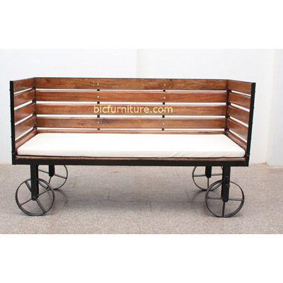Wooden Sofa By Bic Furniture Wooden Sofa Decor Furniture