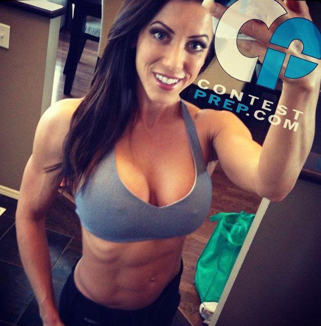 Julie Bonnett Top Athlete Fitness Model Contestprep Com Owner Talks To T T Trimmedandtoned Workout Diet Plan Bikini Competitor Fitness Inspiration