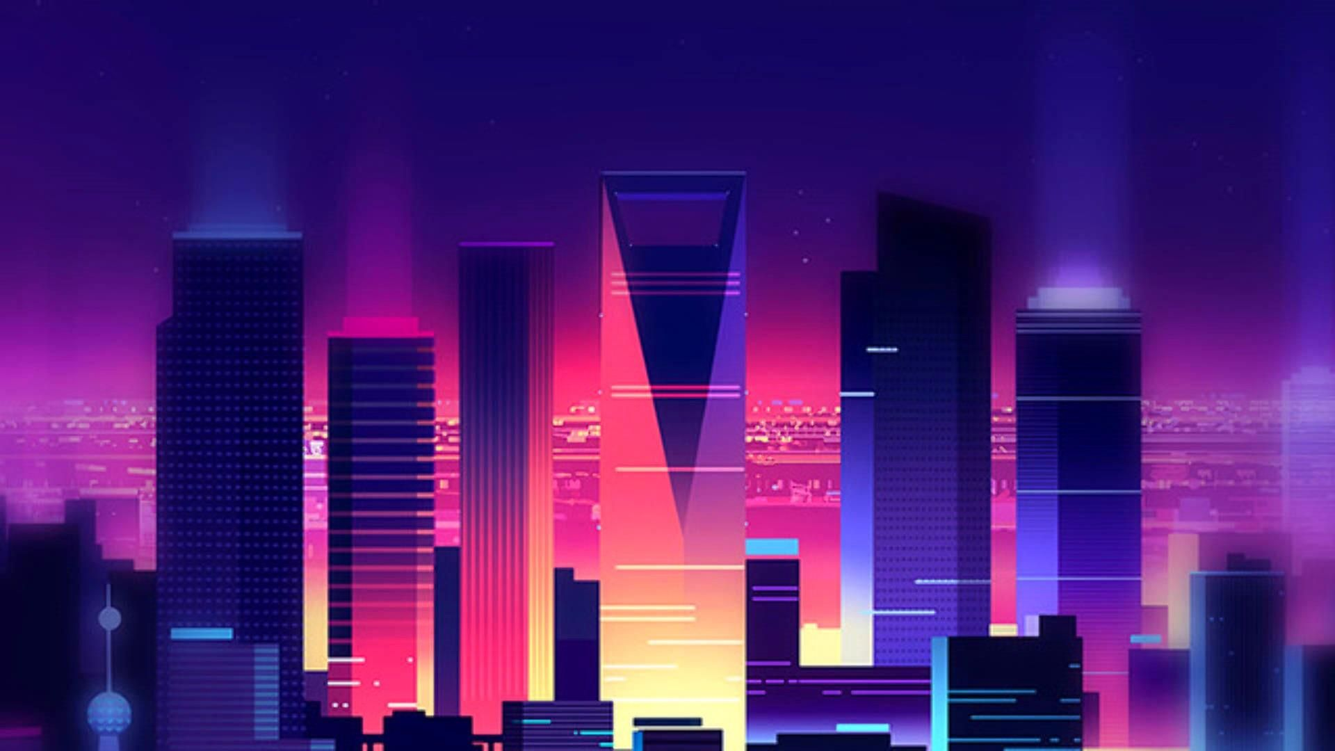 Lo Fi Collection See All Wallpapers Wallpapers Background Art Synthwave Vaporwave Retro Waves