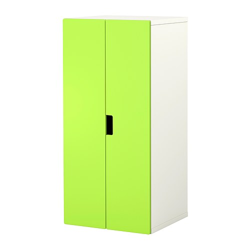Stuva Storage Combination With Doors Ikea Low To Match Your Child S Height Makes It Easier For Them Reach And Organize Their Things