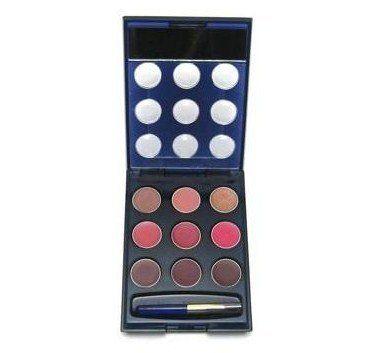 Estee Lauder Pure Color Crystal Lipstick 9-color Palette, Crystal Baby #301 Beige #112 Tiger Eye #186 Crystal Pink #303 Ru... $29.95