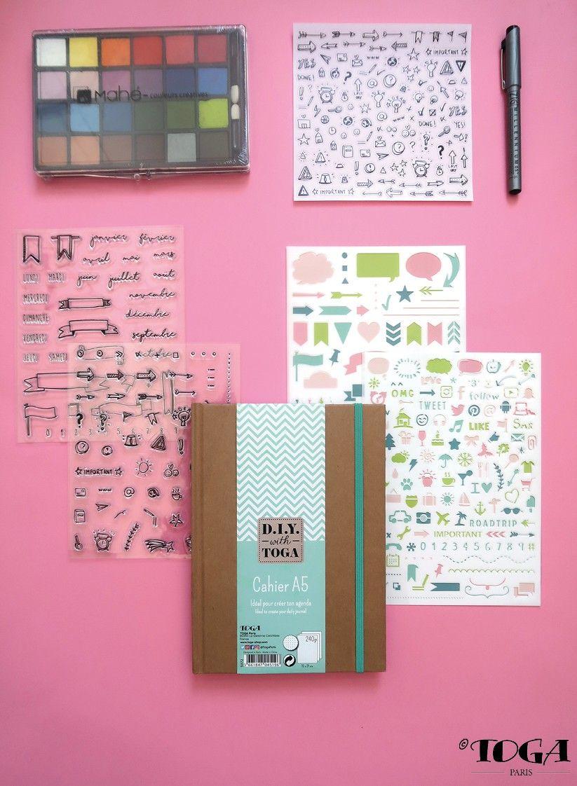 DIY - Comment faire Organisation : Les Pages de mon Bullet Journal ? Conseil