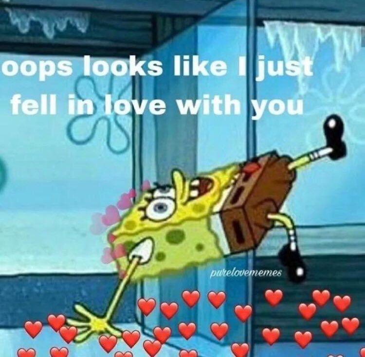 Pin By Kristen Cook On Love Meme In 2020 Cute Love Memes Cute Memes Freaky Memes