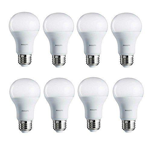 Philips 462002 100w Equivalent Daylight A19 Led Light Bulb 8pack For More Information Visit Image Link Affiliat Led Light Bulb White Light Bulbs Light Bulb