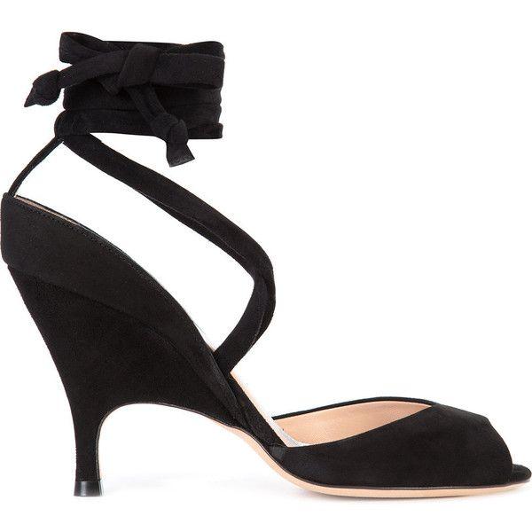 strappy sandals - Black Alchimia Di Ballin lQ8QNNvu