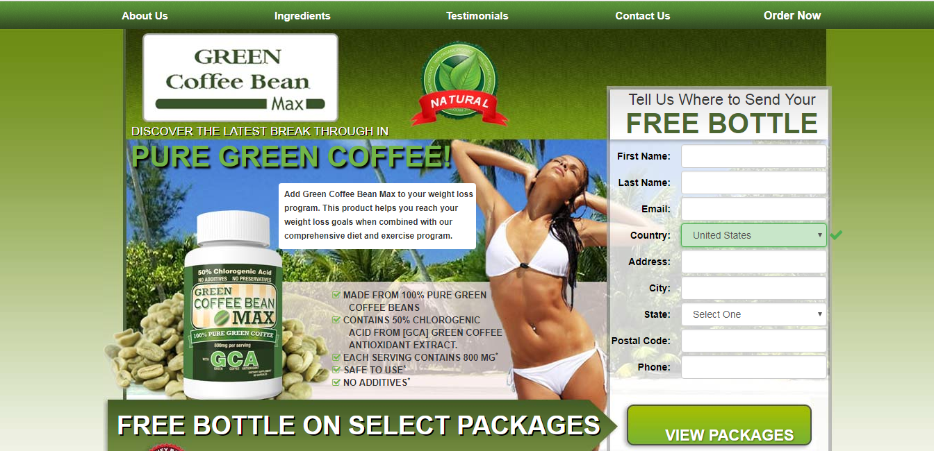 Green Coffee Bean Max United Kingdom Green Coffee Green
