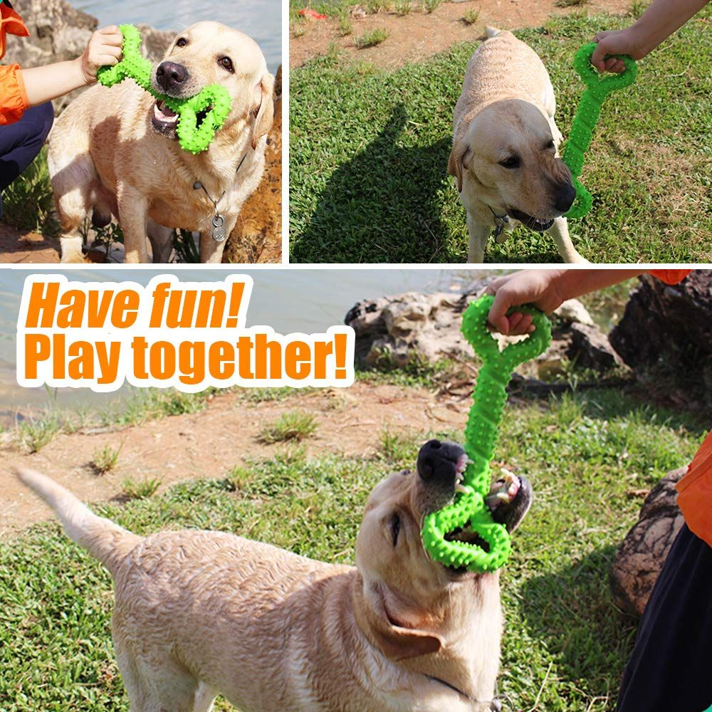 Durable Dog Chew Toy For Powerful Chewers Large Medium Dogs 13