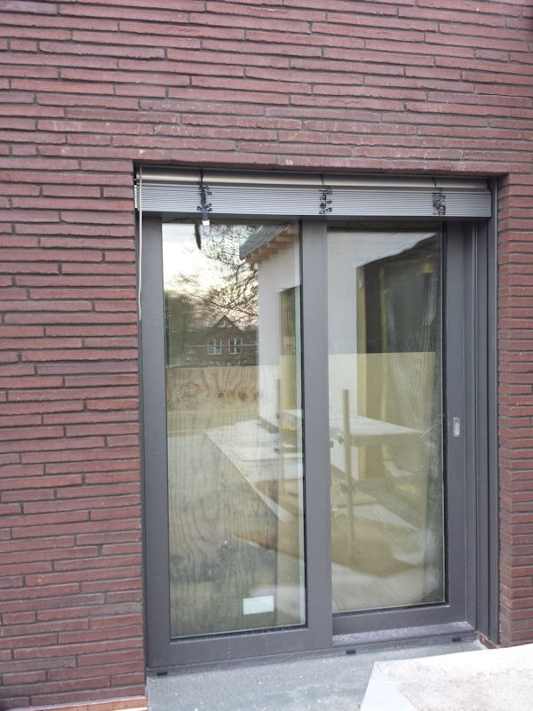 Alu fenster klinker fenster pinterest alu fenster for Fenster 7016