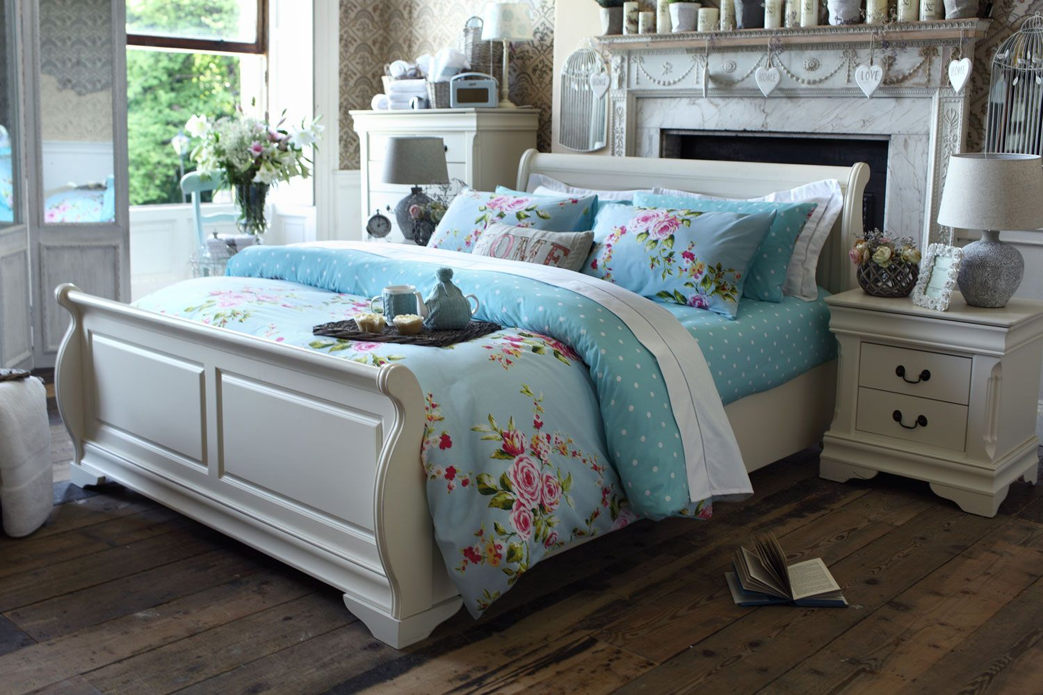 Chardonnay King Bed Frame 5ft From Harvey Norman Ireland