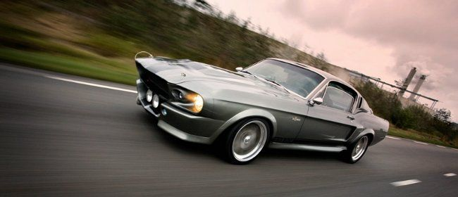 1967 Shelby Gt 500 Eleanor Mustang Ford Mustang Ford Mustang
