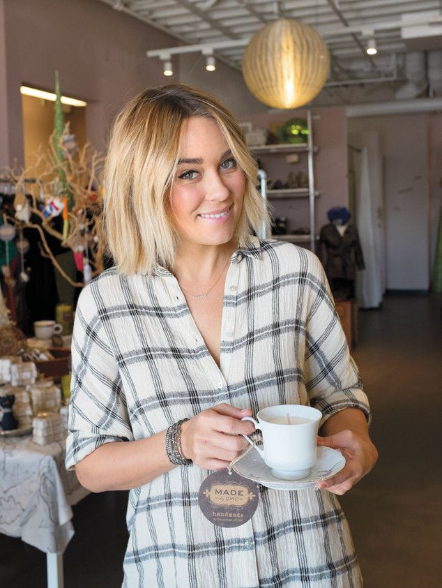 Lauren Conrad A Little Help Goes A Long Way Manda Likes It