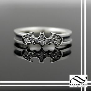 Holy Smokes Batman A Ring by Austin Moore Batman Friends or