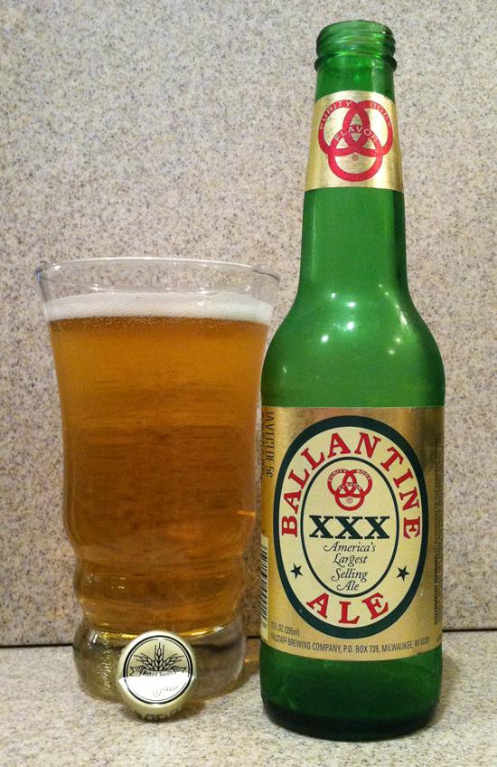 Ballantine XXX Ale (Estados Unidos)
