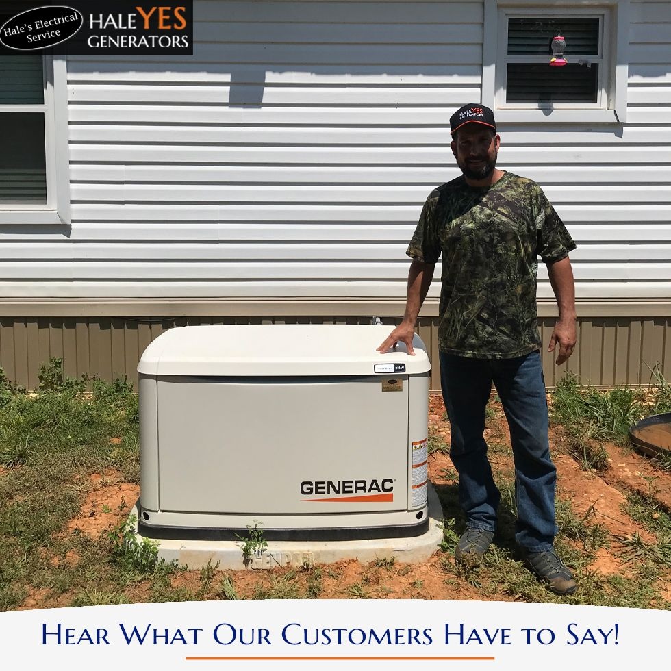 There Is A Reason Why Hale S Is The Only Generac Powerpro Premier Dealer In Virginia But Don T Tak Building A New Home Colonial Heights Hurricane Preparedness