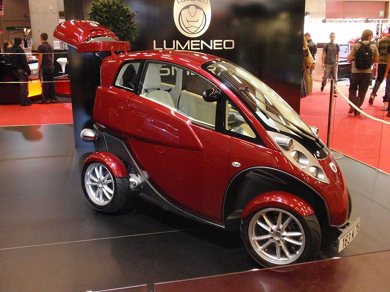 Https En Wikipedia Org Wiki Lumeneo Smera Best Electric Car