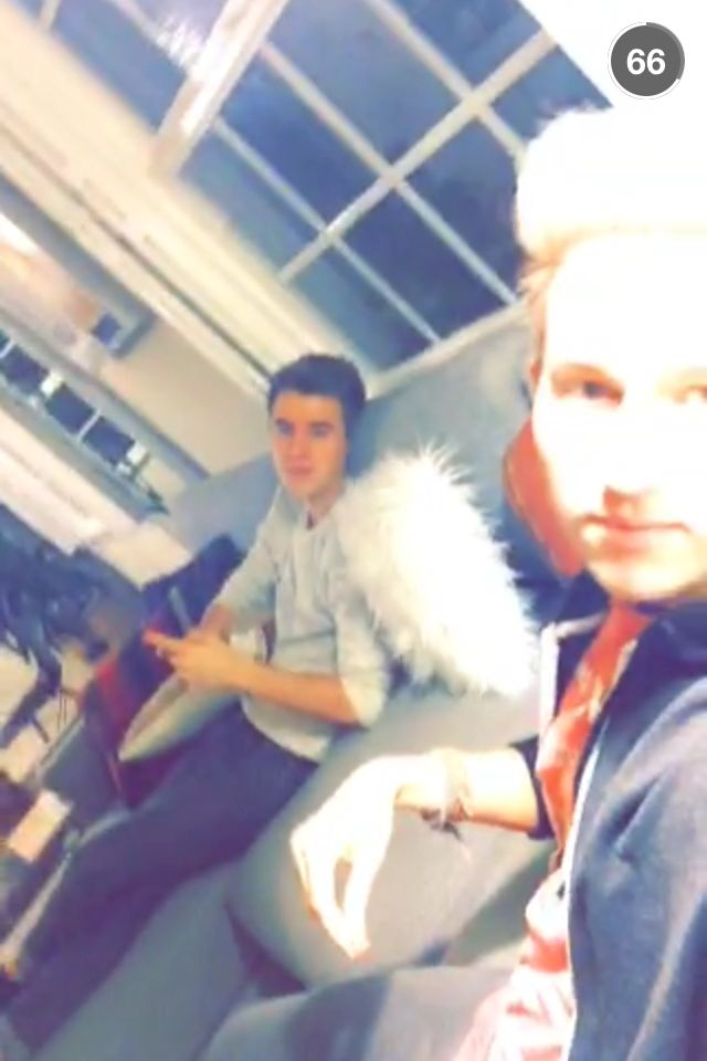 Ricky and Connor :)