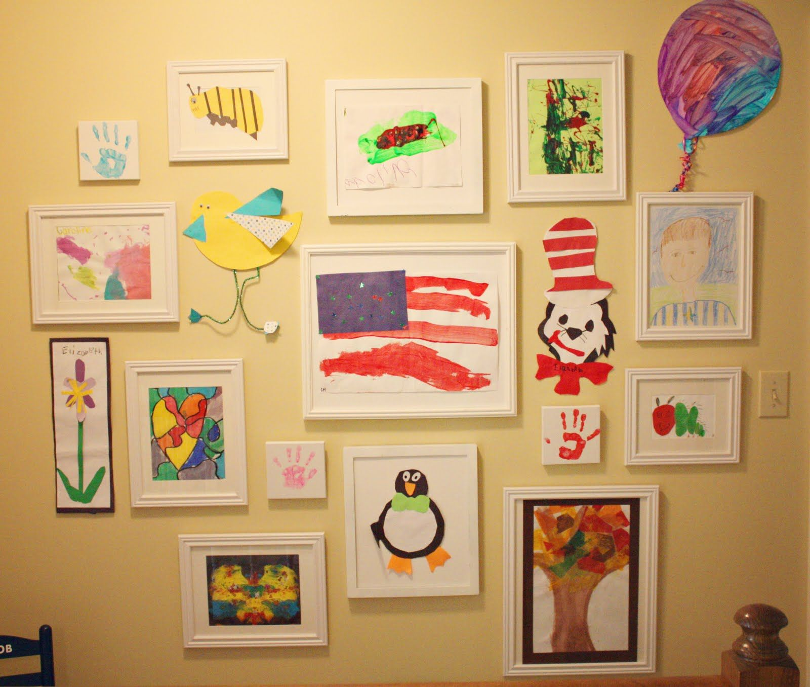 Stunning Kids Wall Art Images - The Wall Art Decorations ...