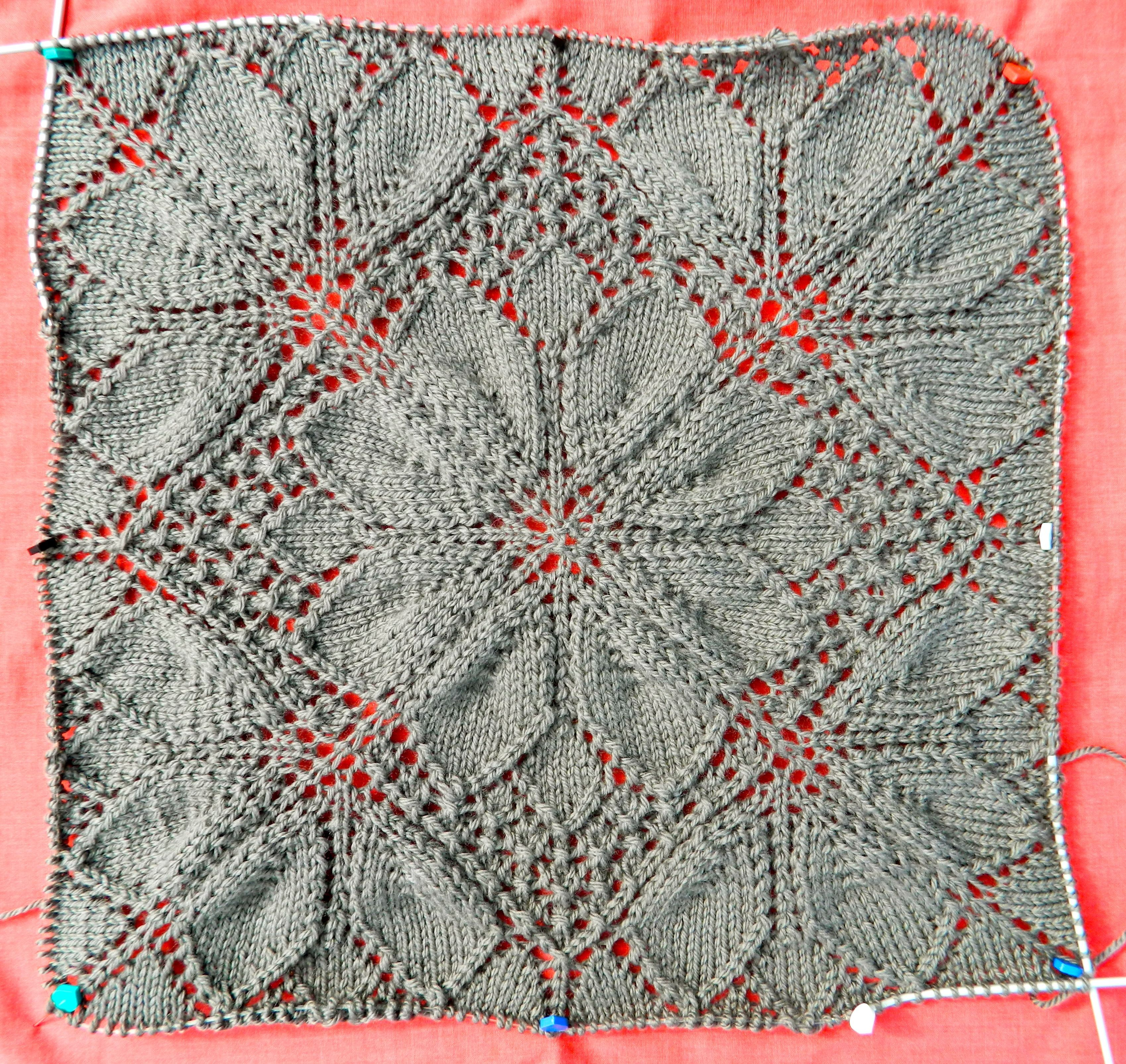 Various Patterns In Lace Knitting | Knits-Fashion