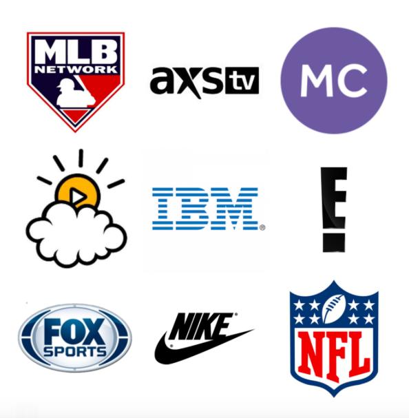 Mlb Network Axs Tv Merchant Cantos Little Things Ibm E Fox Sports Nike Nfl Network Nfl Network Fox Sports Sports Illustrated