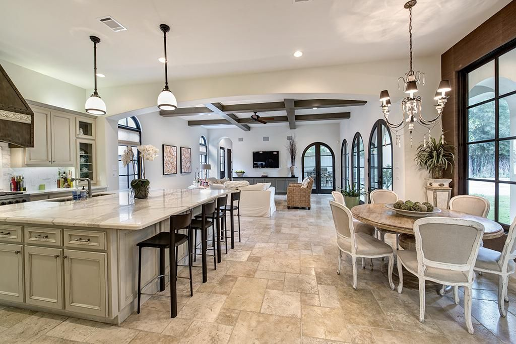 Large Kitchen With 2 Islands Google