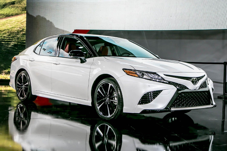 تويوتا كامري 2018 الجديدة تطور وفخامة بارزين موقع ويلز Toyota Camry Camry Toyota