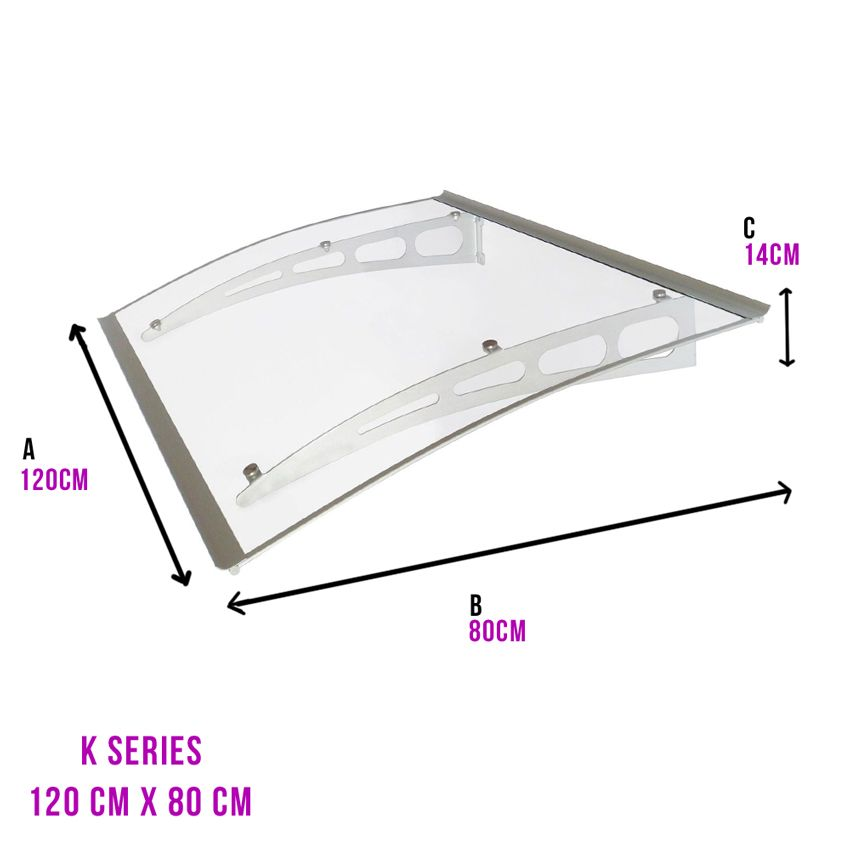 Dynasty K SERIES Door Canopy Awning Solid Panel and Aluminium Brackets £69.99  sc 1 st  Pinterest & Dynasty K SERIES Door Canopy Awning Solid Panel and Aluminium ...