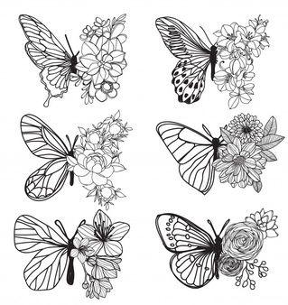 Download Vintage Floral Greeting Frame for free