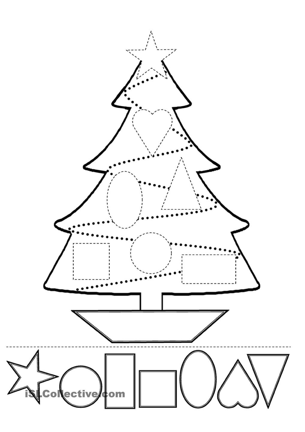 Fun Educational Christmas Activities For Children  Printable