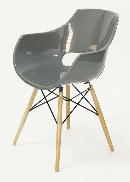 Stylowe Krzesło Floro Stylowe Nowoczesne Krzesło