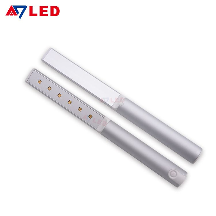 Low Power Consumption Small Uvc Led Handheld Uv Light Sterilizer Lamp View Uv Light Sterilizer Adled Product Details From Shenzhen Adled Light Limited On Alib In 2020 Circuitry Design Led Uv Light