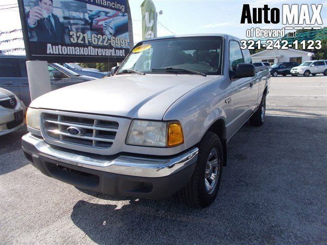 From Home To The Job Site This Silver 2001 Ford Ranger Xlt