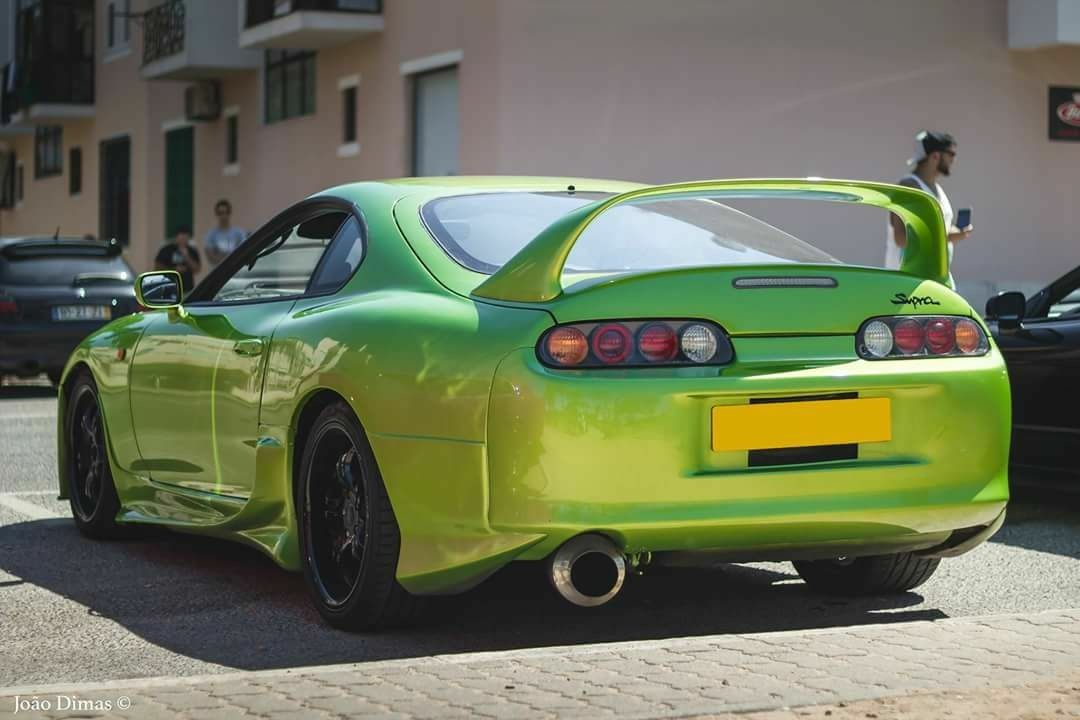 GT86 History of Toyota sports cars Retouche photo