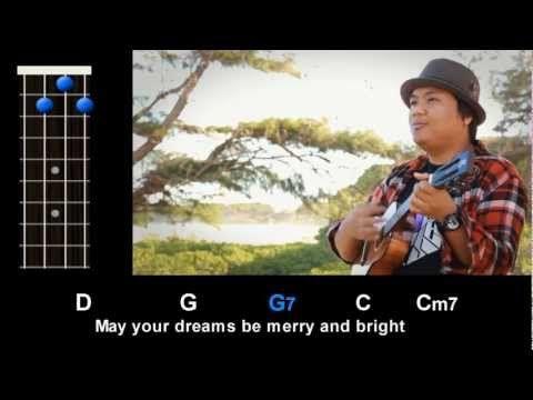 """White Christmas"" (Bing Crosby) - Ukulele Play-Along!"