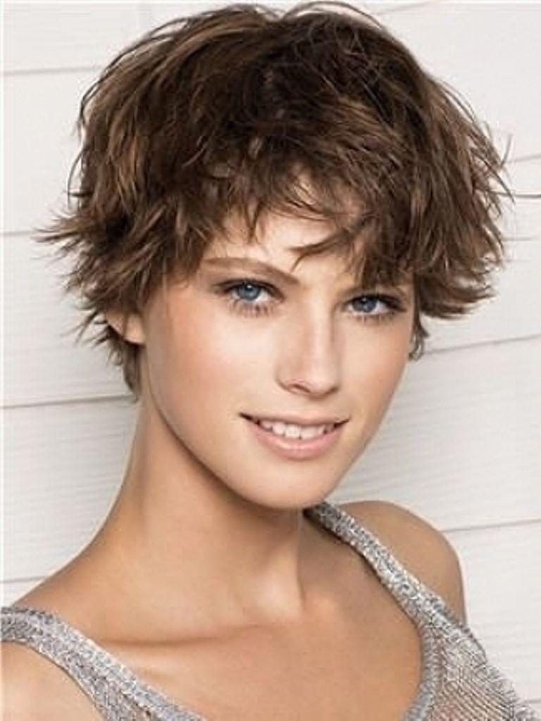Best Short Haircuts For Fine Hair Womens Haircuts For Fine Wavy Hair
