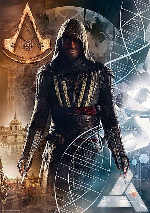 Comprar Puzzle Trefl Assasin S Creed La Pelicula De 1000 Piezas Trelf 10452 Assasins Creed Unity Te La Creiste Imagenes De Assassins Creed