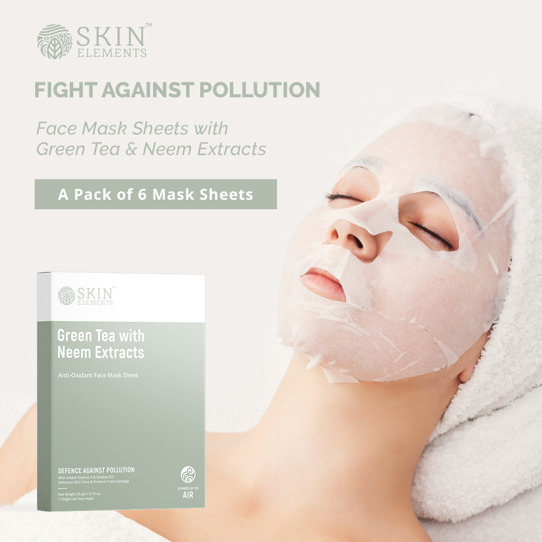 Give your skin lasting protection against pollution with