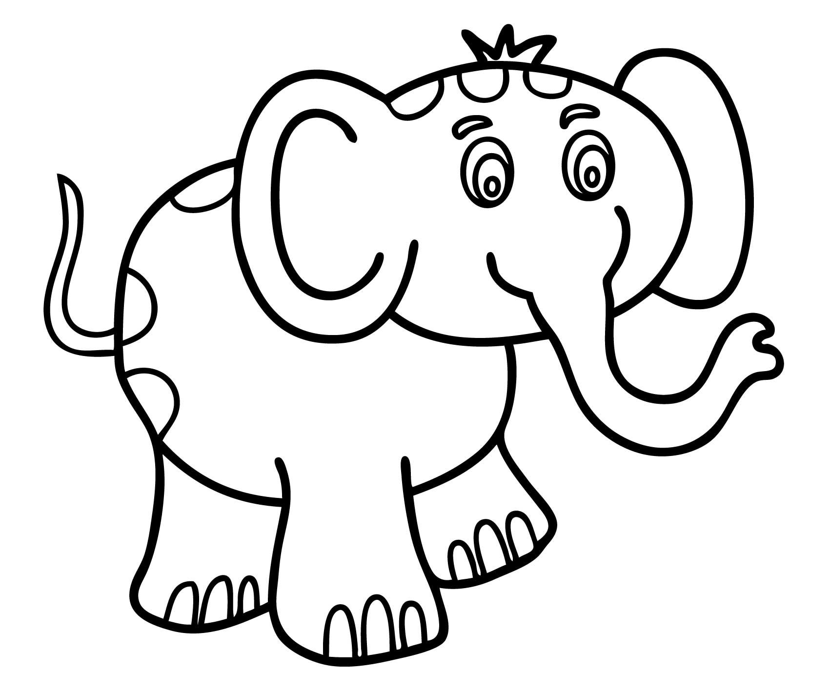Coloring Pages For Toddlers Freecoloring Pages