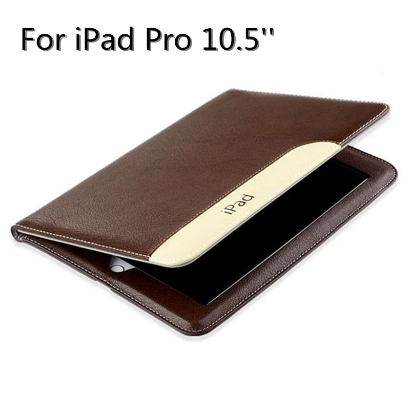 For 2017 iPad Pro 10.5\'\' Case Luxury Leather Smart Cover Skin Stand ...