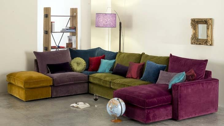 Superieur Modular Sofas In Bright Colours   Google Search
