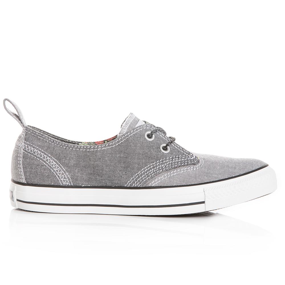 b356ed92a9c CONVERSE – Unisex παπούτσια Chuck Taylor γκρι Γυναικεία/Παπούτσια/Sneakers  CONVERSE Υφασμάτινα παπούτσια σε